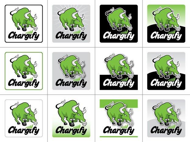 Banner Ad Design for Chargify - Concept Matrix 1